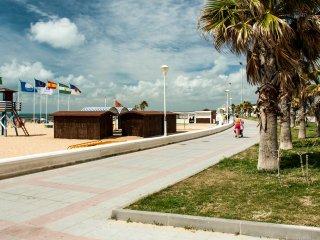Piso en primera linea de la playa Cruz del Mar