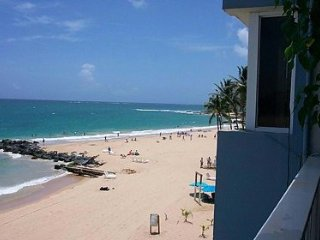 Oceanfront Condo on Beautiful Condado Beach (FEMA Flexible)
