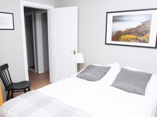 Two bedroom apartment in Akureyri center