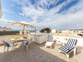 602 Penthouse at 50 Meters from the Beach in Lido Marini