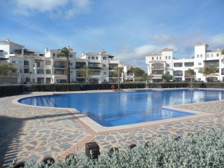 2 Bed second floor apartment Hacienda Riquelme Golf Resort (Ref 139)