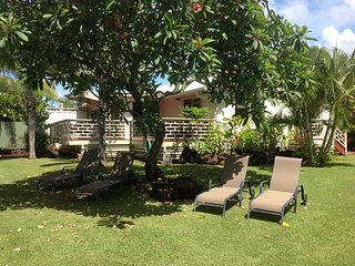 4 BR w/POOL Poipu Plantation on 1/2 acre steps to Sand