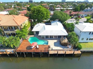 New Stunning 3bed Waterfront House FortLauderdale, Lauderdale by the Sea