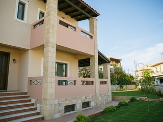 Brand New Luxury Villa In Galatas, Chania, Crete