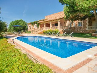 ANTENA - villa with private pool in Cales de Mallorca for 8 to 9 guests, Calas de Majorca