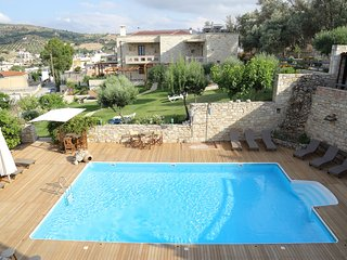 ASION LITHOS Deluxe apartment 2 bedrooms - 2 bathrooms, Kato Asites