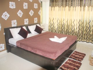 Deluxe Serviced Apartment in Goregaon West, Bombay