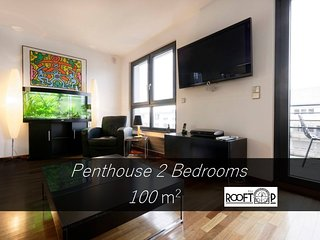 Penthouse 2 chambres Luxembourg Ville