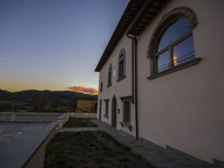 Villa San Giusto a Fortuna - Appartamento Pietra