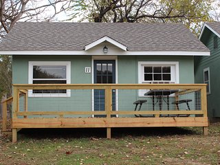 2bedroom cabin on lake taneycomo (Cabin#11), Branson