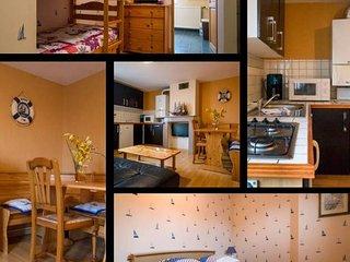 Appartement 45m2 bord de plage Dunkerque - Malo les Bains