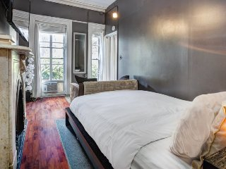 Pleasant Studio Apartment in the West Village, Nueva York