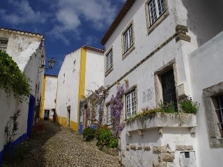 Lovely cottage in the centre of Obidos castle