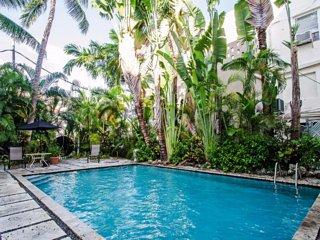 Comfortable Studio Apartment in South Beach, Miami