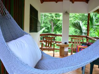 Villa Selva- A perch above with pool, jungle and a walk to the beach, Playa Samara