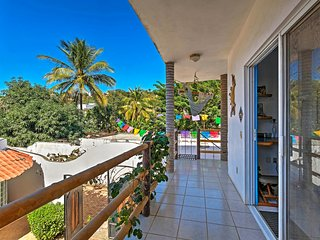 "NEW! ""Mariposa"" 2BR Sayulita Condo - Walk to Beach"