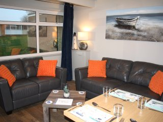 Chalet No. 44 is a stylish, comfortable chalet, newly refurbished, sleeps 4!