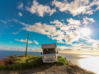 Madeira Island by Camper Van