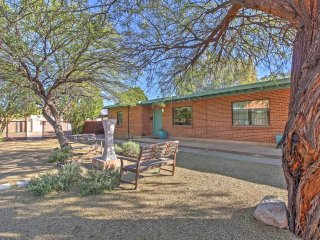 NEW! 2BR Tucson Apartment - Walk to Attractions!