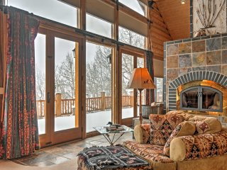 NEW! 4BR Brian Head Cabin Minutes from Slopes!