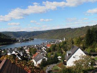 **** Villa Gast - FeWo Salmagundi in Kamp-Bornhofen (4 DTV-Sterne)