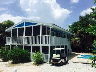 Blue Heaven North Captiva Island Rental