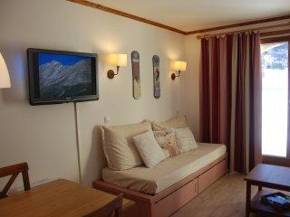 Residence Alpaga - Lautaret - Appartement renove tout confort - 4 personnes