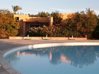 Villa in 5* Resort - 200mt from sandy beach - for very relaxing holidays
