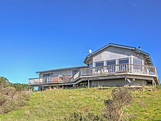 3BR 'Sea B's' Irish Beach House w/Ocean Views!