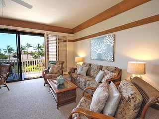 Free mid-size car with Kiahuna 312 Lovely one bedroom at Kiahuna Plantation