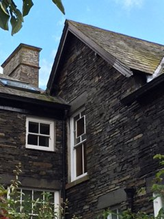 Wonderful 'Victorian Villa' in central Broughton, Cumbria, Sleeping 8 Guests