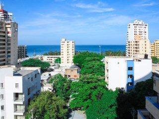 Apartamento balcon y vista al mar 804CI