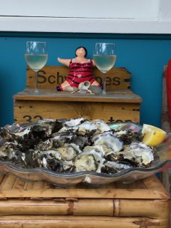 Enjoy Jim's oysters from Greenwell Point