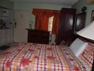1 Bed studio apartment, sleeps 2, Ocho rios