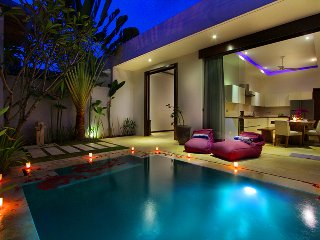 Beautiful One Bedroom Villa Kitchenette in Legian area