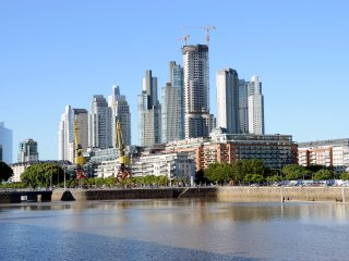 Historic place in Puerto Madero