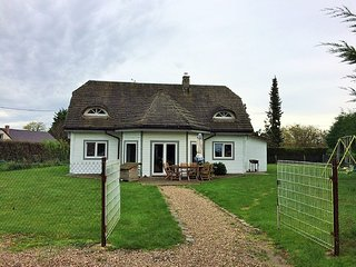 House - 12 km from the beach, Bernay-en-Ponthieu