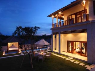 Park View Heights, 3 BR Forest to Ocean View Villa, Nusa Dua