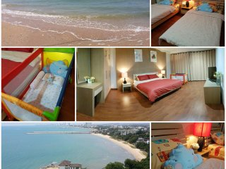 Family Beach Condo - Amazing Sea Views
