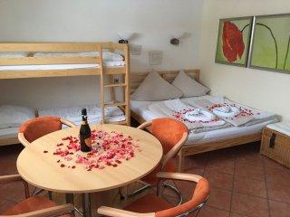 Appartement bis 4 Personen am Erlebnisberg und Skikarussell