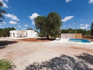 410 Villa with Pool in Casarano Gallipoli