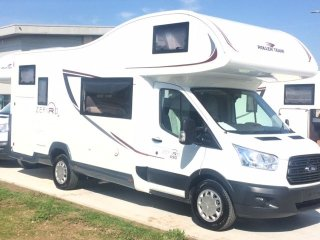 MotorHome rental Sheffield