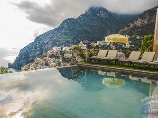 Villa in Sorrento & Amalfi Coast : Positano Area Villa D' Oro, Montepertuso