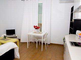 Apartamento de 1 dormitorio ideal para parejas (bajo drcha)