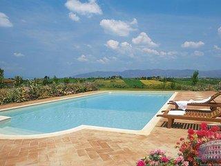 Villa in Tuscany : Cortona / Arezzo Area Villa Meraviglia