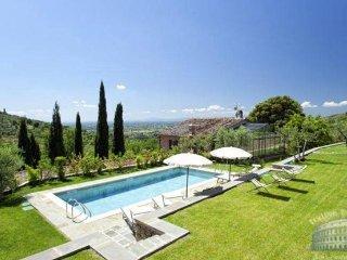 Villa in Tuscany : Cortona / Arezzo Area Villa Petra