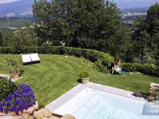 Villa in Tuscany : Florence Surrounding Area Villa Leccio, Bagno a Ripoli