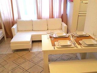 Apartment für 4 Personen gegenüber Sprungschanze, am Skilift Herrloh und Zentrum