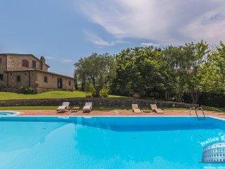 Villa in Tuscany : Lucca & Pisa Villa Del Giglio, Pieve a Nievole