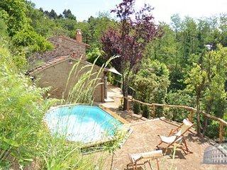 Villa in Tuscany : Lucca & Pisa Villa Delizia, Massa e Cozzile